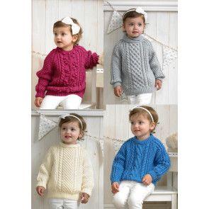 Sweaters in  Stylecraft Special Aran (4175)