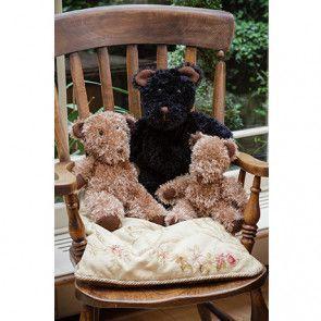 Teddy Bears in Stylecraft Eskimo DK (9239)