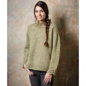 Sweater and Jacket in Stylecraft Batik DK (9293)