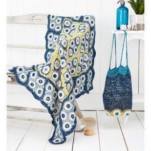 Wrap in a Bag in Stylecraft Batik DK (9299)