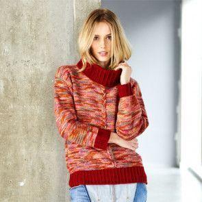 Sweater and Cardigan in Stylecraft Batik Elements DK (9403)