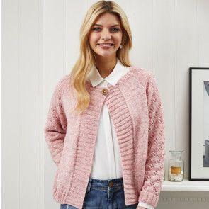 Cardigan and Sweater in Stylecraft Batik DK (9419)