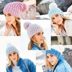 Hats in Stylecraft Special XL (9590)