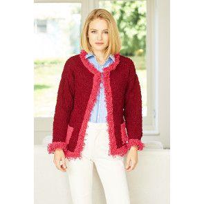 Jackets in Stylecraft Pearls (9776)