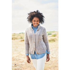Sweater and Jacket in Stylecraft Softie Chunky (9812)