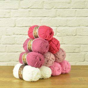 Stylecraft Special Chunky Value Pack - Pink Mix