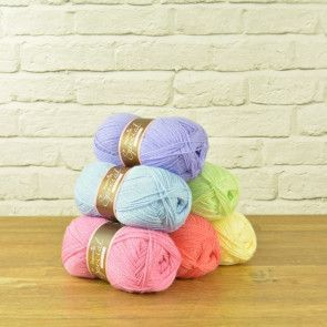 Stylecraft Special DK Value Pack - Pastel Rainbow