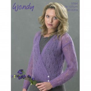 Cardigan in Wendy Air (5764)