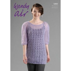 Tunic in Wendy Air (5800)