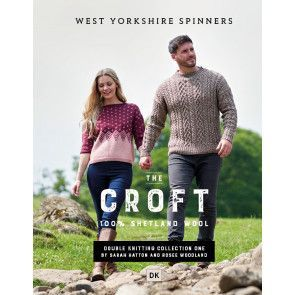 West Yorkshire Spinners The Croft DK Collection One Pattern Book