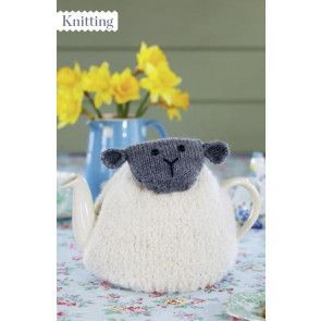 Lamb Tea Cosy Knitting Pattern
