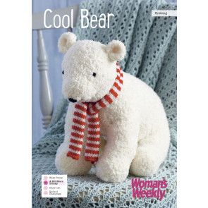 Toy Polar Bear Knitting Pattern