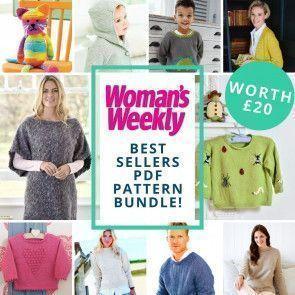 Woman's Weekly Best Sellers Pattern Bundle