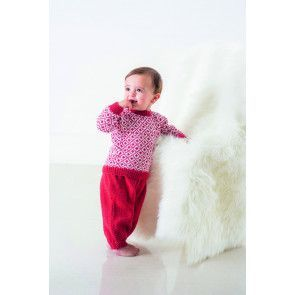 Baby Sweater And Trousers