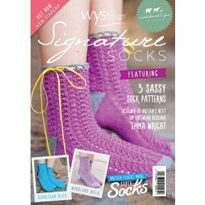 West Yorkshire Spinners Signature Socks