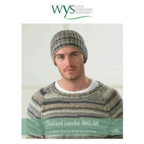 Hat in West Yorkshire Spinners Bluefaced Leicester DK (00976)