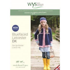 Coat and Hat in West Yorkshire Spinners Bluefaced Leicester DK Pattern