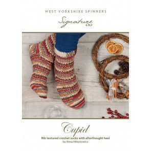 Socks in West Yorkshire Spinners Signature 4 Ply (56972)