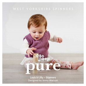 Slipovers in West Yorkshire Spinners Bo Peep Pure (56975)
