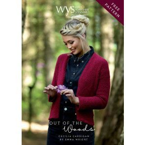 Cecilia Cardigan in West Yorkshire Spinners Illustrious DK (57998)