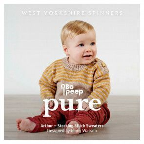 Arthur Sweaters in West Yorkshire Spinners Bo Peep Pure DK (98002)