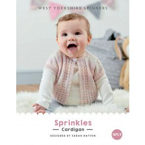 Cardigan in West Yorkshire Spinners Bo Peep 4 Ply (DBP0021)