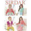 Cardigans in Sirdar Snuggly DK (4751)