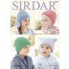 Hats in Sirdar Snuggly DK (4818)