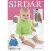 Jackets in Sirdar Snuggly DK (4876)