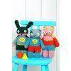 Amigurumi Superhero Toy Crochet Patterns