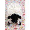 Blackface Sheep Toy Knitting Pattern