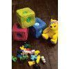 Building Brick Toys Knitting Pattern