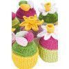 Cupcakes Knitting Pattern
