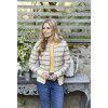 Women's Fair Isle Jacket Knitting Pattern