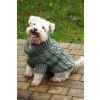 Dog Jumper With Cables Knitting Pattern