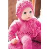 Doll Clothes Knitting Pattern