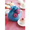 Flower Motif Tea Cosy Crochet Pattern