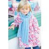 Girls Winter Lace Scarf Knitting Pattern
