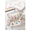 Spots And Stripes Baby Set Knitting Patterns