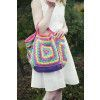Rainbow Bag Crochet Pattern