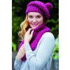 Womens Hat And Snood Crochet Patterns