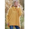 Womens Poncho Jumper Knitting Pattern