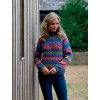Sweater in James C Brett Marble Chunky (JB553)