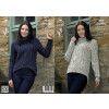 Sweaters in King Cole Chunky Tweed (4035)