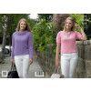 Sweaters in King Cole Merino Blend DK (4072)