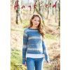 Sweater in Hayfield Spirit DK (10036)