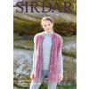 Gilet in Sirdar Alpine and Country Classic DK (10061)