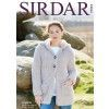 Jacket in Sirdar Alpine (10062)