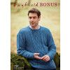 Sweater in Hayfield Bonus Aran (10078)