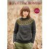 Sweater in Hayfield Bonus Aran (10082)